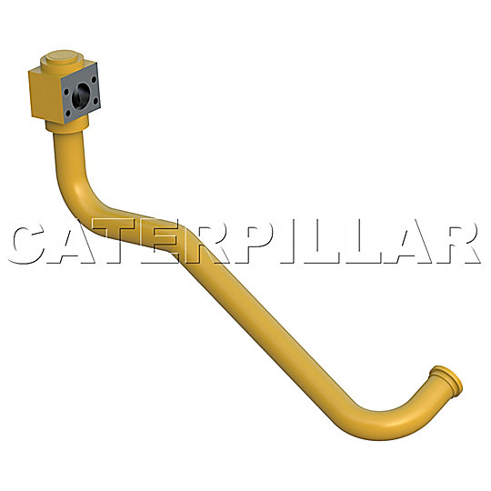 288-3843: Steel Tube Assembly