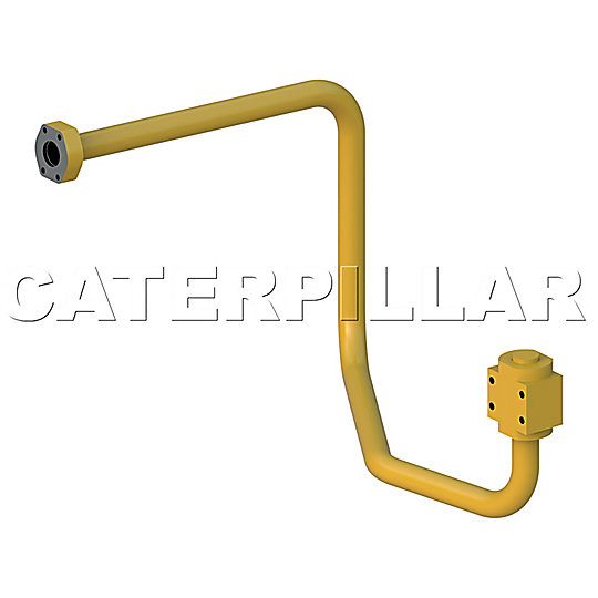 279-6535: Steel Tube Assembly