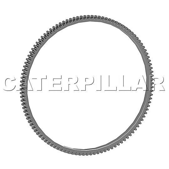 4N-2514: Gear-Flywheel