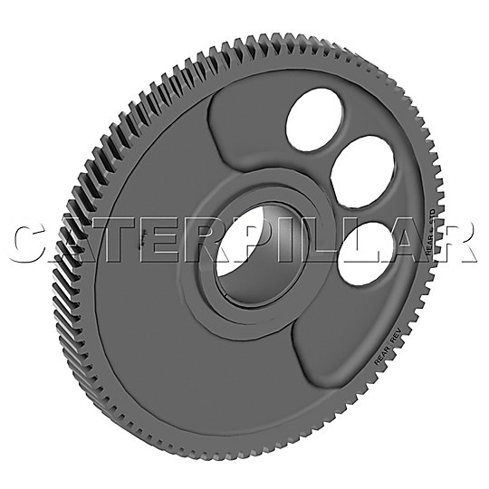 4P-5459: Gear Assembly
