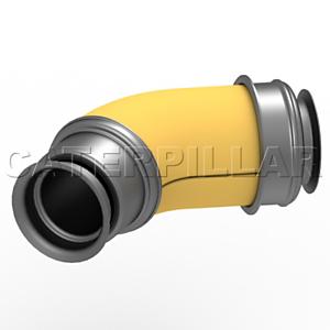 9Y-2150 관으로 서 배기 가스