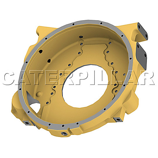 148-1973: Flywheel Housing
