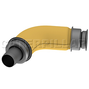 121-5461: Exhaust Tube Assembly