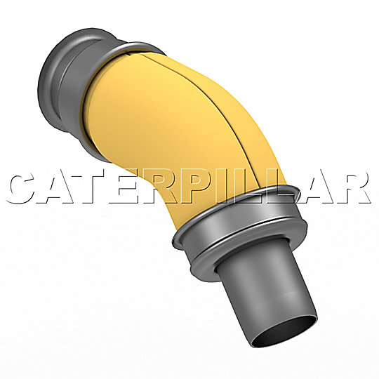 121-5457: Exhaust Tube Assembly