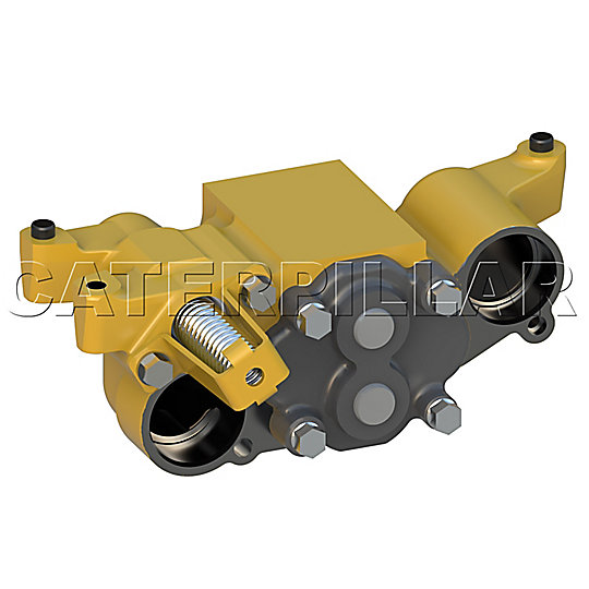 225-8329: Pump Assembly-Engine Oil