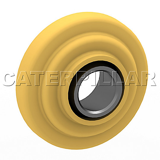 197-6999: Cylinder Head Rotocoil Assembly