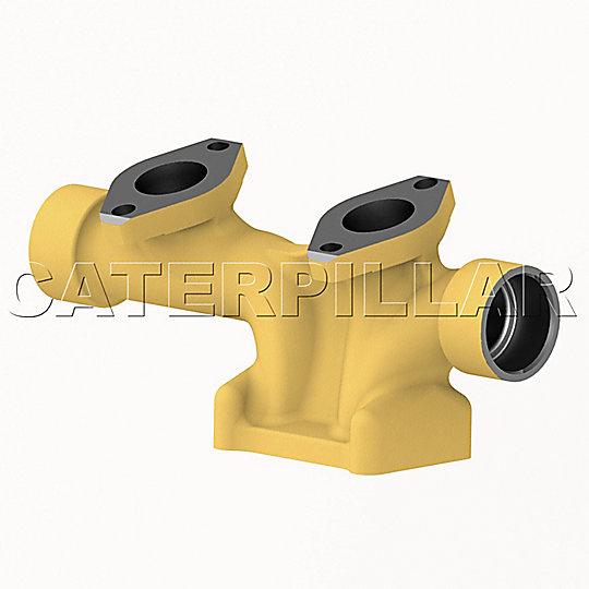 231-3462: Manifold-Exhaust