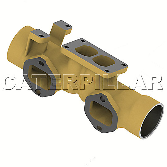 263-8511: Manifold-Exhaust