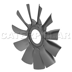 101-0681: Spider Fan Assembly