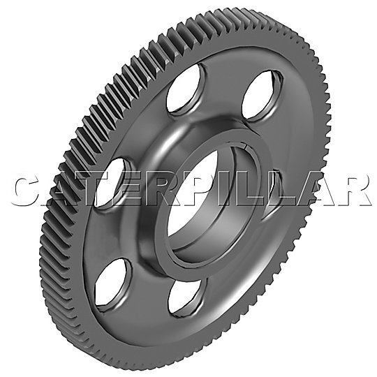 112-1554: Gear Assembly