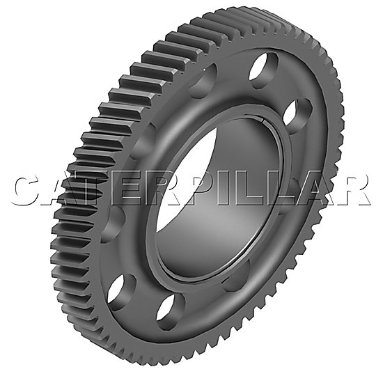 116-3242: Gear Assembly