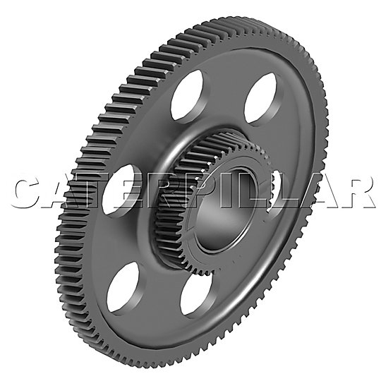 107-2477: Gear Assembly