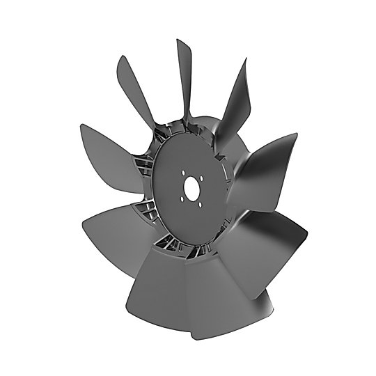 142-3391: Spider Fan Assembly