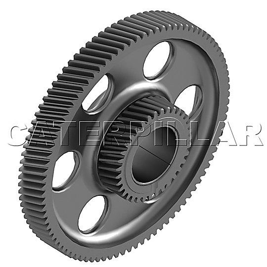 133-5992: Gear As-Idlr