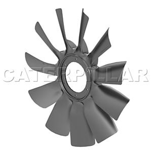 177-9388: 风扇十字轴组件
