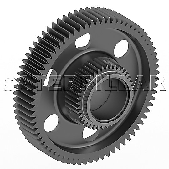 226-6036: Gear As-Idle