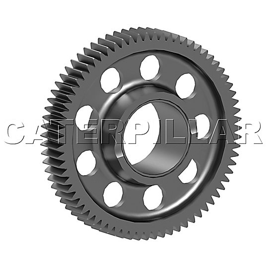 222-3905: GEAR AS-IDLE