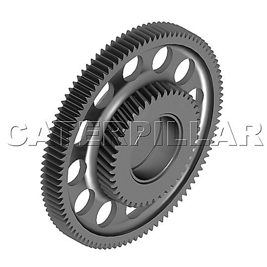 300-5575: Gear As-Idle