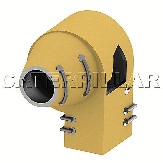 338-2265: Heat Shield Assembly
