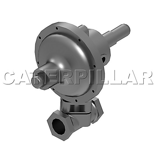 349-8809: Gas Pressure Regulator Assembly