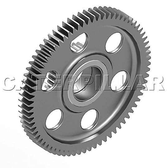 386-2938: Gear As-Idle