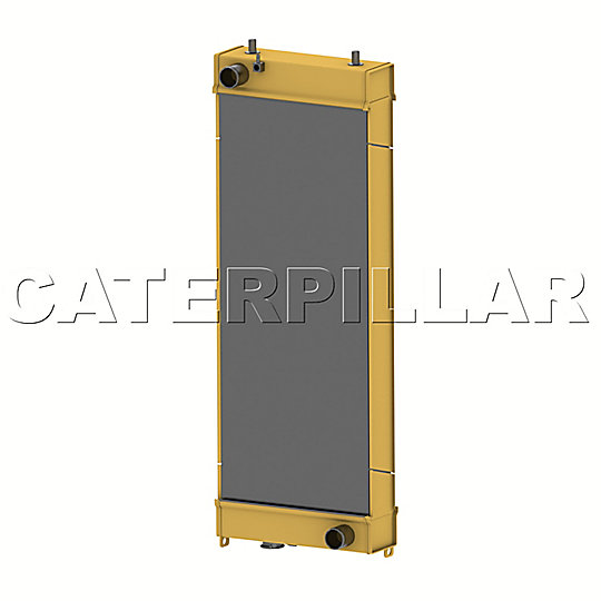 4P-0891: Radiator Core Assembly