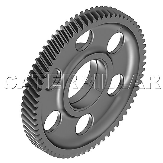 4P-5440: Gear Assembly