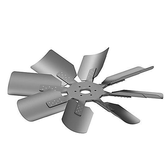 6I-0263: Spider Fan Assembly