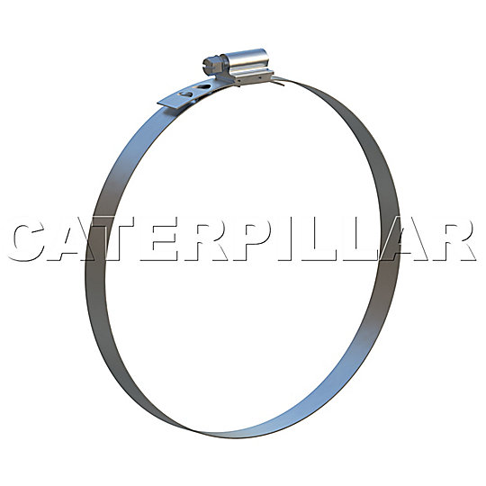 124-6267: Clamp-Hose