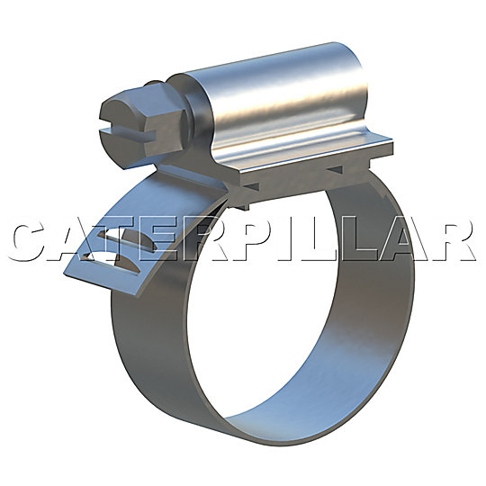 124-6258: CLAMP-HOSE
