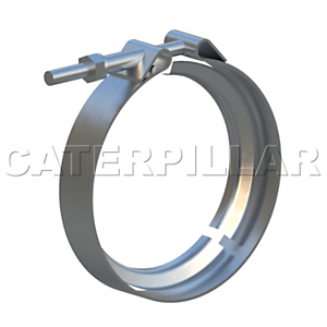 248-4841: CLAMP-V-BAND | Cat® Parts Store