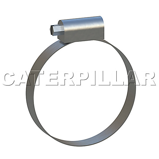 3E-7404: CLAMP HOSE