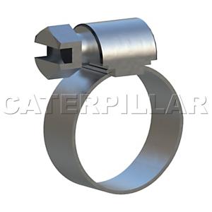 334-1073: 蜗轮卡箍 D