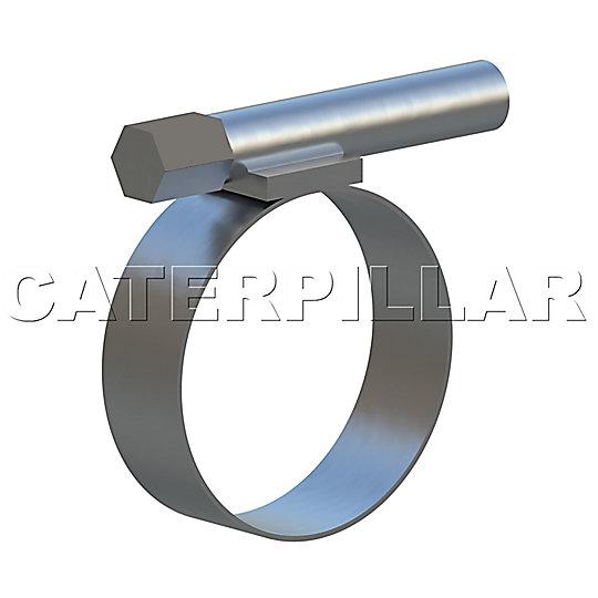8T-1117: CLAMP-HOSE