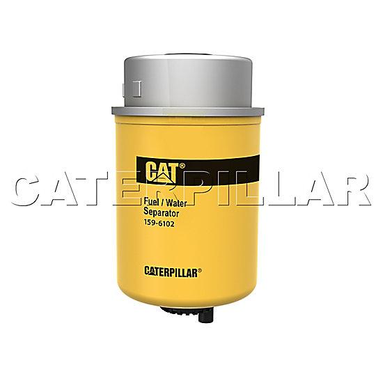 159-6102: Fuel Water Separator