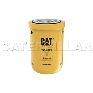 155-4843: Engine Oil Filter