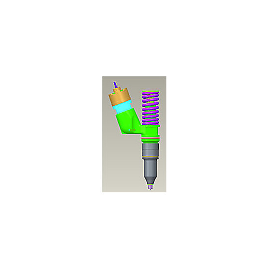 249-0708: Injector Gp-Fuel
