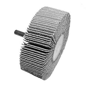 254-5325: 1/4 inch Shank Abrasive Flap Wheels