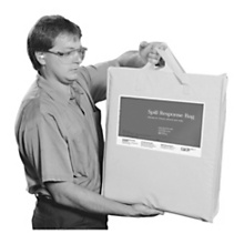 254-3767 Small Spill Response Bag
