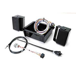 136-3643: 散热器安装总成