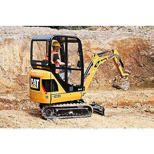 301.7D Mini Excavator