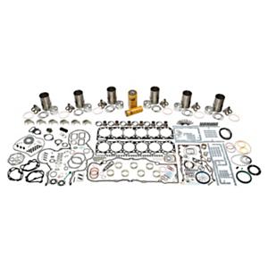 346-4307: Juego de reparación del motor de plata