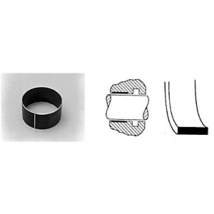 114-0758: Metal Bearing Head Wear Ring