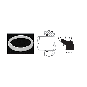 138-9739: Snap-In Wiper Seal