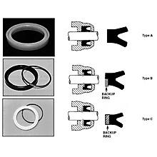 Cylinder Seals - U-Cup Rod Seals