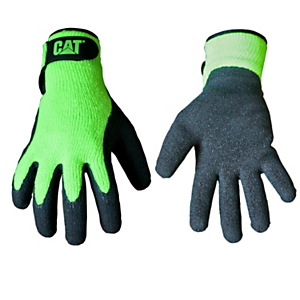 377-5762: Nitrilbeschichtete Stringknit-Handschuhe in auffälligen Farben