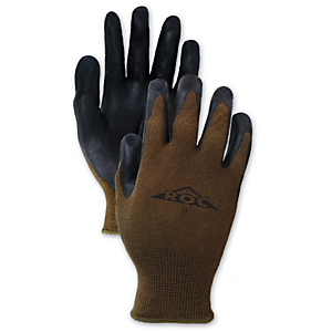385-5553: Nitrile Coated Bamboo Glove