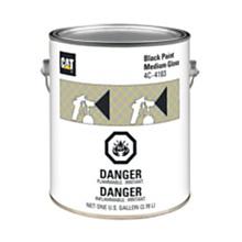 4C-4183 Black Paint, Medium Gloss