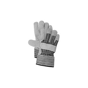 246-5155: Guantes con palma de cuero divididos