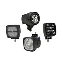 Lights & Accessories - Machine Work Lights